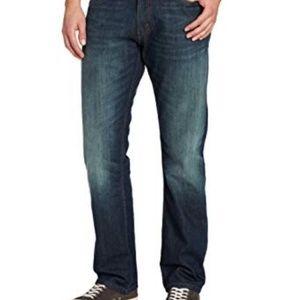 Levi's slim straight 514 jeans in dark faded wash